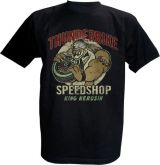 King Kerosin T-Shirt - Dogbite / Thunderbike
