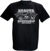 King Kerosin T-Shirt - Krauts Speedshop