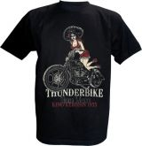 King Kerosin T-Shirt - Tijuna Mexico Thunderbike