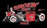 Rumble59 Girls T-Shirt / Smokin`36