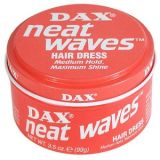 Pomade - Dax Orange / neat waves - Medium Hold