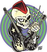 Vince Ray Sticker -  Rocker