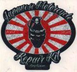 King Kerosin Sticker ST-JMR / Japanese Motorcyl.Repair Kit