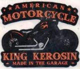 King Kerosin Sticker ST-AMC / American Motorcycle