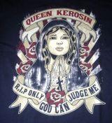 King Kerosin Vintage T-Shirt Tgv-QRP / Only God