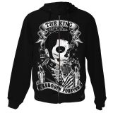 King Kerosin Standard Hoodiejacket - The King Forever
