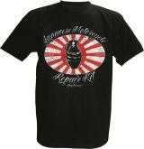 King Kerosin T-Shirt - Japanese Motorcycle