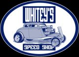 Zombie Race Sticker  St - Zom.21 / Whitey`s Speed Shop