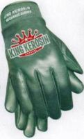 KING KEROSIN Mechanic Lederhandschuhe MLG-MKK