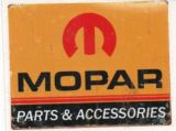 Race Sticker - Mopar / Parts & Acc.