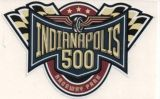Race Sticker - Indianapolis 500