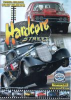 DVD - 1/4 ml. Hardcore Street Eliminator Championship 2010