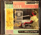 CD -Lou Cifer and the Hellions / Rock! Bop! Rockville!