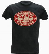 King Kerosin Vintage T-Shirt - Mechanic Crew