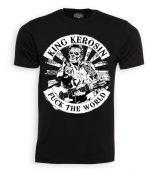 King Kerosin T-Shirt - Fuck the World