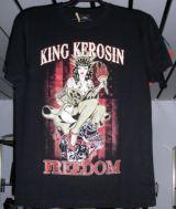 King Kerosin T-Shirt - Freedom
