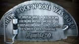 Rumble 59 Buckle - Sun Record Company