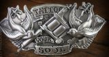 Rumble 59 Buckle - Tattoo your Soul