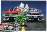 X-Mas Cards Custom Cars  X - 048