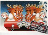 X-Mas Cards Santa Claus  X - 593