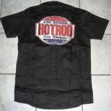 KING KEROSIN BESTICKTE RETRO Shirt / Hot Rod Car Service