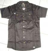 KING KEROSIN BESTICKTE RETRO Shirt / Hot Rod Car Service