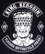 King Kerosin T-Shirt - Tijuana Motorcycle