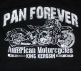 King Kerosin T-Shirt - Pan Forever