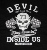 King Kerosin *Gestickte* Workerjacket - Drag Race Team /  Limited Edition