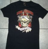 King Kerosin Vintage T-Shirt - Sailor Grave