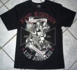 King Kerosin T-Shirt - Kustom World Speedshop