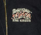 King Kerosin*Strick* Hoodie Jackets khj-Rne/ East Coast Riders