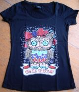 Queen Kerosin Girls T-Shirt Tg-QQW / Queen Kerosin