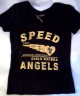 Queen Kerosin Girls T-Shirt - Speed Angel