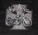 King Kerosin *Gestickte* Workerjacket - N73 /  Limited Edition