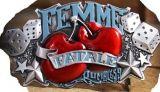 Rumble 59 Buckle - Femme Fatale