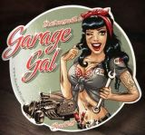 Rumble 59 Sticker  - Garage Girl