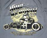 KING KEROSIN Suicidair Shirt - GRG / Greaser Garage