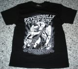 King Kerosin Regular T-Shirt - Psychobilly to the Bone