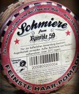 Pomade Rumble 59 - Schmiere / Better Dan / medium - Special Edition