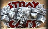 Rumble 59 Buckle - Stray Cats / Rock this town