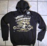 King Kerosin Standard Hoodie  HS- GRG / Greaser