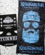King Kerosin Vintage Tunnel - Fuck the World