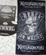 King Kerosin Vintage Tunnel - Rebel on Wheels