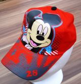 Kid`s Trucker Cap-Disney M.Mouse red