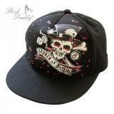 Trucker Cap-Player Skull