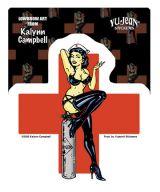 Pin up Sticker St-JA264 Naughty Nurse