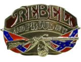 Buckle B-Rebel and Proud of it