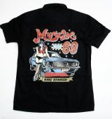 King Kerosin Worker Shirt - Muscle 69