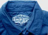 King Kerosin Lang Arm Worker Shirt Limited Edition - Ape Hanger